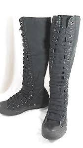 converse knee high boots. converse all star knee high boots