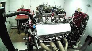 1250 HP Borowski Built 632 Cubic Inch Big Block Chevy - YouTube