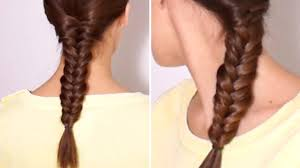 Tuto Coiffure Tresse En Pi Egyptienne Youtube