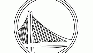 Small Picture Golden State Warriors Coloring Pages Warriors Flying W Coloring