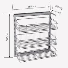 full size of cabinets sliding baskets for kitchen wire basket organizer shelves pull out cabinet pantry