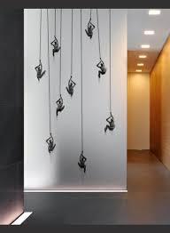 modern metal wall hanging mural