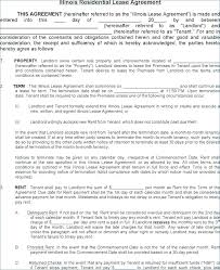 printable sle monthly al agreement form payment template late 30 day lease notice