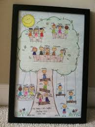 first grade fabulous fish classroom family tree classroom family tree