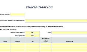 Car Mileage Claim Form Mileage Claim Form Template Excel