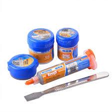 <b>Soldering Paste Flux</b> XG 30 XG 50 <b>XG 80</b> Solder Tin Sn63/Pb67 For ...