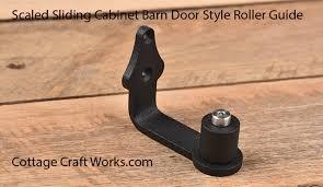 more views half scaled barn cabinet door hardware