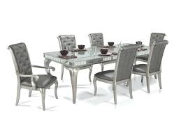 dazzling design inspiration bob furniture dining set bobs table delectable room chairs modern in with pink