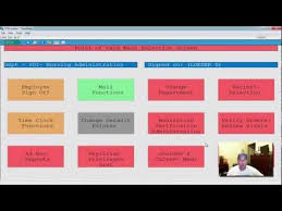 Cpsi Charting System Health Informatics Navigating Cpsi Youtube