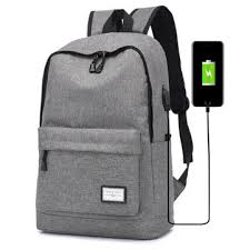 armor college wind <b>backpack usb charging</b> outdoor travel <b>laptop</b> ...