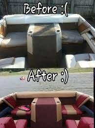 pontoon boat seats boat upholstery