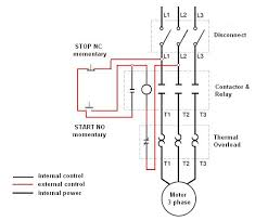 start stop wiring diagram how to wire a start stop contactor 3 Phase Starter Wiring Diagram dont know how to wire a start stop switch to motor electrical 3 phase motor starter wiring diagram