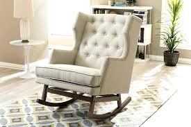 upholstered rocking chair mid century upholstered rocking chair light beige interior decorator training in upholstered rocking upholstered rocking chair