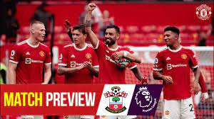 Match Preview | Southampton v Manchester United