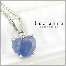 zoisite las necklace pendant necklace blue in heart shaped cut tanzanite silver necklace nature stone power stone tanzanite necklace lady s december on a