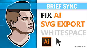 You might think that svg path animations require some extremely complicated drawing and transform functions. Fix Ai Svg Export Whitespace Brief Sync Youtube