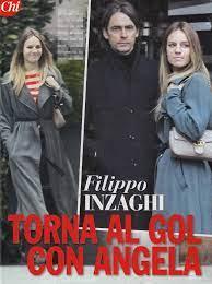 Filippo Inzaghi e Angela Robusti di 'Uomini e Donne' stanno insieme?