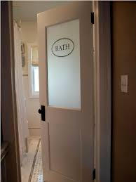 bathroom entry doors. Perfect Doors Bathroom Entry Doors With Frosted Glass Improbable Vetrochicago Decorating  Ideas 12 Inside M