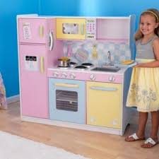 cubby house furniture. Large Pastel Kitchen Cubby House Furniture