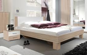 Bett Doppelbett Ehebett Bettkasten 160x200cm Sonoma Eiche Hell