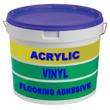 acrylic adhesive vinyl flooring