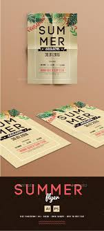 Word Flyer Template Summer Flyer Template Word Barca Fontanacountryinn Com