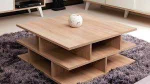 give your living room the contemporary table design furnish ideas