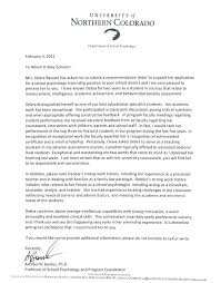Internship Recommendation Letter Sample - April.onthemarch.co