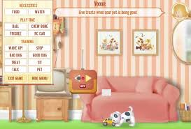 net pet a free girl game on girlsgogames com