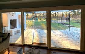 beautiful sliding patio door