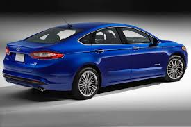 Ford Fusion Hybrid VIN FAPRUFR - Ford fusion exterior colors