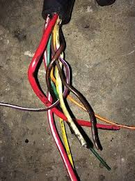 wire harness 9 pin mercruiser omc volvo crusader 9 wire • 50 00 wire harness 9 pin mercruiser omc volvo crusader 9 wire 2