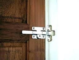 how to unlock a deadbolt door without a key bedroom door how to unlock a deadbolt