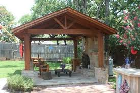free standing covered patio designs. Covered Patio | Free Standing With Fire Place - Outdoor Fireplaces And . Designs E