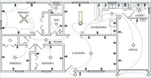 basic residential electrical wiring diagram control