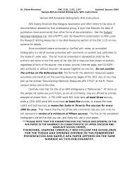 how to cite annotated bibliography in paper the annotated bibliography how to prepare an annotated