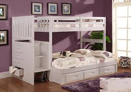 twin over full bunk bed with trundle bedding twin over full bunk