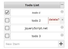 simple todo simple todo list plugin with jquery and jquery ui todolist free