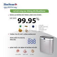 Máy Lọc Không Khí BlueStone APB-9545 (Diện tích sử dung 35m2 – 60W) – Hàng  Chính Hãng | Tiki — Blog Tin Tức Tổng Hợp - Timgiatot.vn