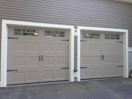 Garage Door garage door exterior trim photographs : Fresh Garage Door Trim Ideas Craftsman Style Doors Homesfeed ...
