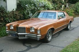 1972 pontiac grand prix 2 door hardtop