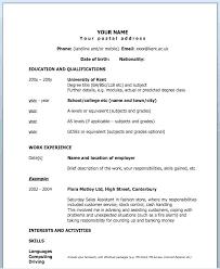 resume one page template resume one page template spacesheep co