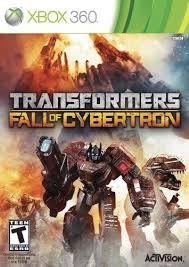 Transformers: La Caída de Cybertron RGH Español Xbox 360 7gb [Mega+] Xbox Ps3 Pc Xbox360 Wii Nintendo Mac Linux
