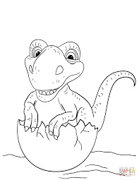Dinosaurs Coloring Pages Free Coloring Pages