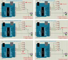 servo motor control with arduino servo motor arduino control controlling servo motor with arduino