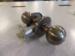 antique brass door knobs. Fine Antique Image Is Loading WEISERA300H6HHUNTINGTONPRIVACYBATHROOMANTIQUEBRASS DOOR With Antique Brass Door Knobs