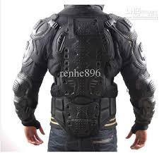 3rd Generation Motorcycle Full Body Armor Racing Jacket