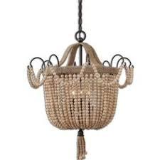 civenna natural wood three light pendant