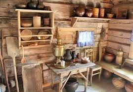 rustic cabin kitchens. Small Rustic Log Cabin Kitchens Old