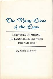 THE MANY LIVES OF THE LYNX. Revised Edition.: POTTER, Alvina N. Illustrated  by Effie Andrews.: Amazon.com: Books
